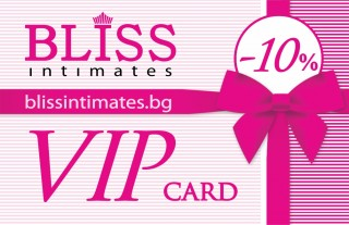 VIP Card - Bliss Intimates