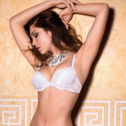 СУТИЕН LEILIEVE HAUTE COUTURE 07713 БЯЛО - BLISS intimates