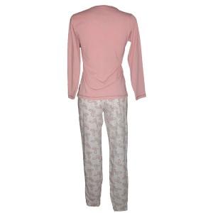 d.pijama baray 6566 rozovo b