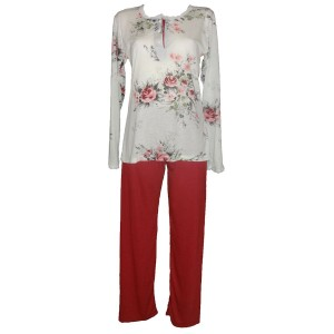 d.pijama miss melina 2029 bordo f