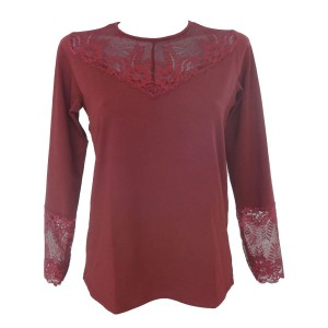 d.bluza flash 0294 bordo f