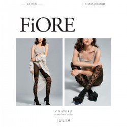 ФИГУРАЛНИ ЧОРАПОГАЩИ FIORE COUTURE G5855-40D - BLISS intimates
