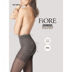 СТЯГАЩИ ЧОРАПОГАЩИ FIORE TOTAL SLIM M5107-40D - BLISS intimates