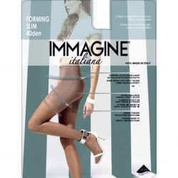 СТЯГАЩИ ЧОРАПОГАЩИ FORMING SLIM 40D IMMAGINE - BLISS intimates