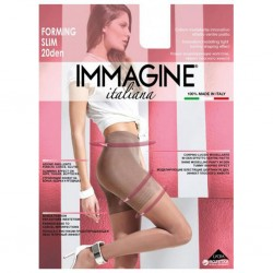 СТЯГАЩИ ЧОРАПОГАЩИ FORMING SLIM 20D IMMAGINE - BLISS intimates