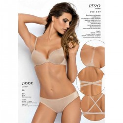 СУТИЕН БЕЖОВО FANTASTIC 1590 SIELEI - BLISS intimates