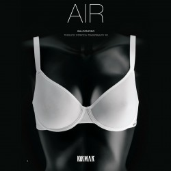 СУТИЕН БЯЛО AIR 3D LORMAR - BLISS intimates
