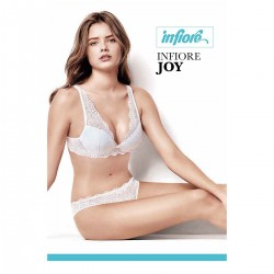 СУТИЕН БЯЛО JOY 3004 INFIORE - BLISS intimates